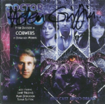 Doctor Who, Cobwebs, (COVER ONLY) signed by Helen Griffin 1320